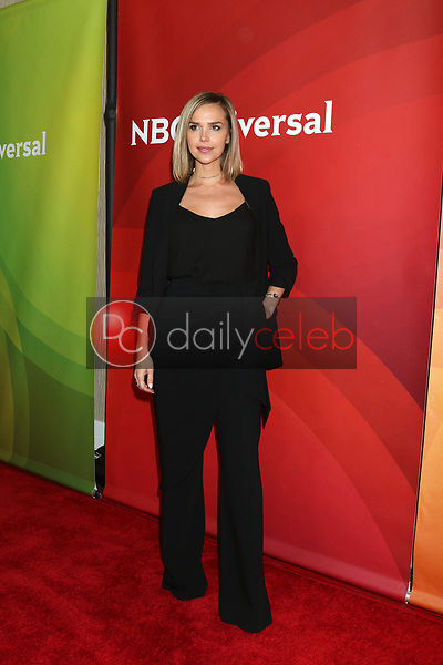 Arielle Kebbel<br /> at the NBCUniversal Summer Press Day, Beverly Hilton, Beverly Hills, CA 03-20-17<br /> David Edwards/DailyCeleb.com 818-249-4998