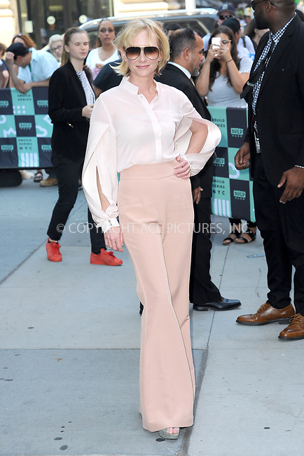 www.acepixs.com<br /> September 25, 2017 New York City<br /> <br /> Actress Anne Heche made an appearance at Build series on September 25, 2017 in New York City.<br /> <br /> Credit: Kristin Callahan/ACE Pictures<br /> <br /> <br /> Tel: 646 769 0430<br /> e-mail: info@acepixs.com