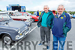 Attending the Blennerville Trashing Festival on Sunday.<br /> L to r: Pat Kelly (Listowel) and Tom Slattery (Tralee).