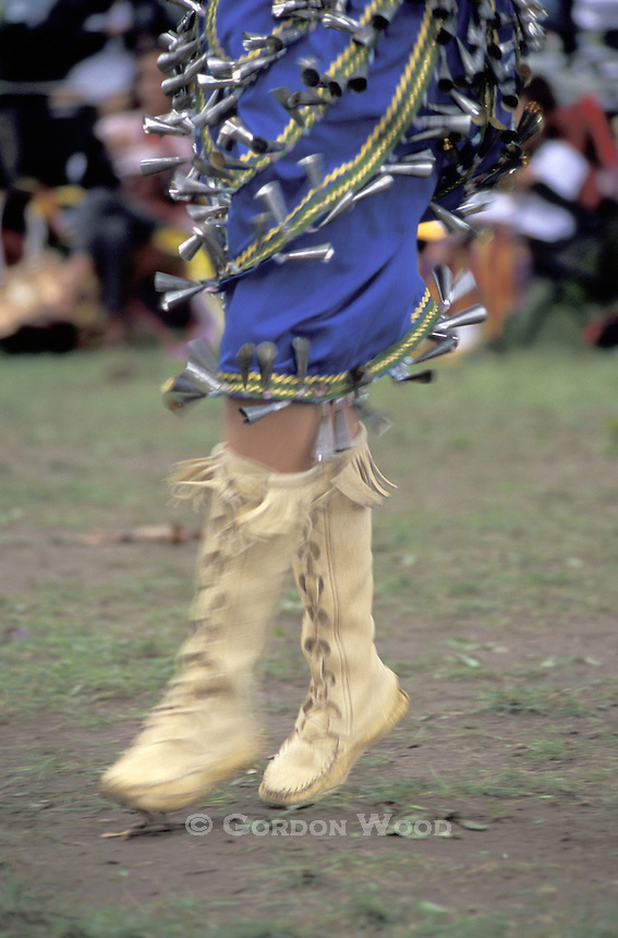 Ojibway Jingle Dress