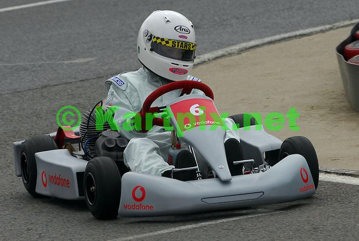 McLaren-Mercedes Vodafone Karting Challenge