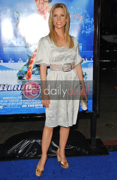Cheryl Hines<br />at the Los Angeles Premiere of &quot;Blades of Glory&quot;. Mann's Chinese Theater, Hollywood, CA. 03-28-07<br />Dave Edwards/DailyCeleb.com 818-249-4998