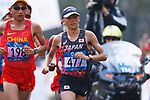 Hayato Sonoda (JPN), <br /> AUGUST 25, 2018 - Athletics - Marathon : <br /> Men's Marathon <br /> at Marathon Course <br /> during the 2018 Jakarta Palembang Asian Games <br /> in Jakarta, Indonesia. <br /> (Photo by Naoki Morita/AFLO SPORT)