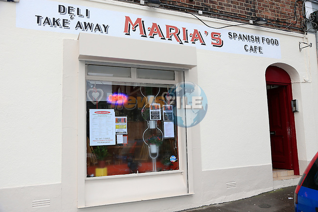 Marias Deli<br /> Picture: Fran Caffrey www.newsfile.ie