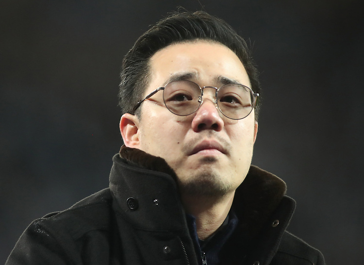 Leicester City's Vice Chairman Aiyawatt the son of Vichai Srivaddhanaprabha<br /> <br /> <br /> Photographer Rachel Holborn/CameraSport<br /> <br /> The Premier League - Saturday 10th November 2018 - Leicester City v Burnley - King Power Stadium - Leicester<br /> <br /> World Copyright © 2018 CameraSport. All rights reserved. 43 Linden Ave. Countesthorpe. Leicester. England. LE8 5PG - Tel: +44 (0) 116 277 4147 - admin@camerasport.com - www.camerasport.com
