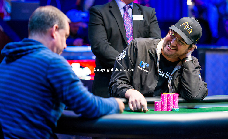 Heads Up_Ted Forrest_Phil Hellmuth