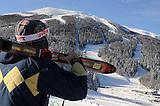 Skigebiet Bjelasnica bei Sarajevo, Bosnien / Bjelasnica ski resort in Sarajevo, Bosnia