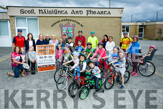 Launching the Ardfert Harvest Cycle on Saturday 9th September starting at 10am