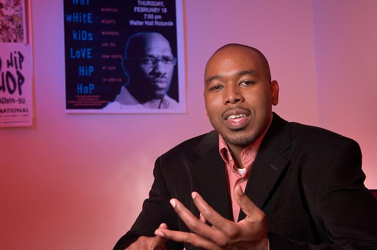 D. Akil Houston,MFA,MA..Dept. of African American Studies