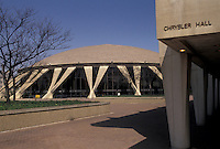 AJ3341, Norfolk, Virginia, The Scope Arena and Chrysler Hall Theater in Norfolk in the state of Virginia.