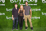 """El Mundo de Murphy attend the photocall of the Premiere of the movie """"Boyhood"""" at the Cineteca in Madrid, Spain. September 09, 2014. (ALTERPHOTOS/Carlos Dafonte)"""
