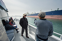 Jim Whitney, retired Professor of Economics.<br />