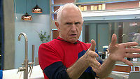 Wayne Sleep<br /> Celebrity Big Brother 2018 - Day 8<br /> *Editorial Use Only*<br /> CAP/KFS<br /> Image supplied by Capital Pictures