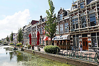 De Turfmarkt in Gouda.