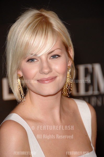 Actress ELISHA CUTHBERT at the 13th Annual Premiere Magazine Women in Hollywood gala at the Beverly Hills Hotel..September 20, 2006  Los Angeles, CA.© 2006 Paul Smith / Featureflash