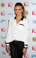 """NEW YORK, NY - SEPTEMBER 20: Giuliana Rancic at the """"Do It For the Girls! """" day of action to help in the fight against breast cancer and promote breast cancer awareness at Gansevoort Park Avenue in New York City. September 20. 2012. © RW/MediaPunch Inc. /NortePhoto<br /> <br /> **Solo*venta*en*Mexico*<br /> <br /> **CREDITO*OBLIGATORIO** *No*Venta*A*Terceros*<br /> *No*Sale*So*third*..."""