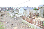Cord Cemetry in Drogheda<br /> Picture: Fran Caffrey www.newsfile.ie