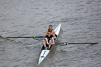 Crew: 209  Cygnet Rowing Club - Op MasB 2-<br /> <br /> Pairs Head 2019<br /> <br /> To purchase this photo, or to see pricing information for Prints and Downloads, click the blue 'Add to Cart' button at the top-right of the page.