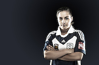Rachel Alonso is a bustling forward who plays for Melbourne Victory in the W-League. This is her first season in Victory colours, and though she has not had much of a look in so far, she is very much one for the future. //  The 18 year old was the spearhead of an impressive Bundoora United attack during the 2012 WPL season, scoring 8 goals in 16 matches. //  (Copyright Photo Sydney Low. Text Zee Ko)