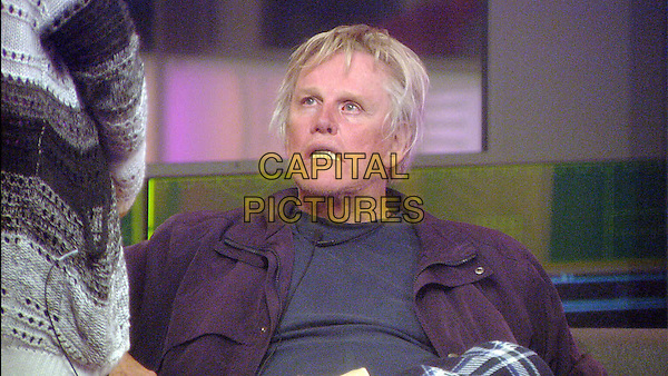Gary Busey<br /> in Celebrity Big Brother - Summer 2014 (Day 10)<br /> *Editorial Use Only*<br /> CAP/NFS<br /> Image supplied by Capital Pictures