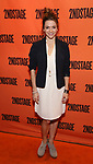 Megan Fairchild attends the Off-Broadway Opening Night performance of the Second Stage Production on 'Torch Song'  on October 19, 2017 at Tony Kiser Theater in New York City.