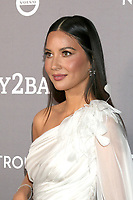 LOS ANGELES - NOV 9:  Olivia Munn at the 2019 Baby2Baby Gala Presented By Paul Mitchell at 3Labs on November 9, 2019 in Culver City, CA