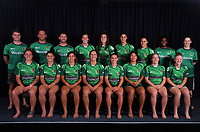2018 Manawatu Women's Sevens team photo at Distinction Hotel in Rotorua, New Zealand on Friday, 12 January 2018. Photo: Dave Lintott / lintottphoto.co.nz