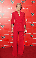 Emma Willis at the Voice Kids UK 2019 Photocall held at The Royal Society of Arts, London on June 6th 2019<br /> CAP/ROS<br /> ©ROS/Capital Pictures