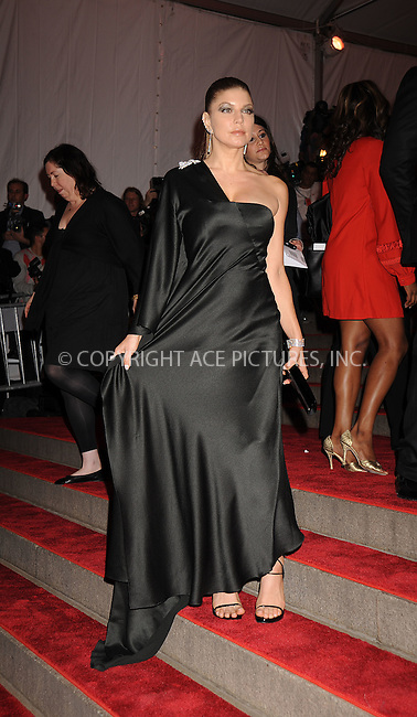 WWW.ACEPIXS.COM . . . . . ....May 5 2008, New York City....Singer Fergie arriving at the Metropolitan Museum of Art Costume Institute Gala, Superheroes: Fashion and Fantasy, held at the Metropolitan Museum of Art on the Upper East Side of Manhattan.....Please byline: KRISTIN CALLAHAN - ACEPIXS.COM.. . . . . . ..Ace Pictures, Inc:  ..(646) 769 0430..e-mail: info@acepixs.com..web: http://www.acepixs.com