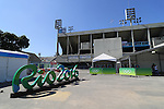 General view of Sambodromo, <br /> AUGUST 1, 2016 - Archery : <br /> at Sambodromo <br /> during the Rio 2016 Olympic Games in Rio de Janeiro, Brazil. <br /> (Photo by YUTAKA/AFLO SPORT)