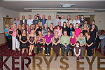 BIG: Peggy Conway, Cahill Park,Tralee seated centre who celebrated her 80th Birthday in Kerins O'Rahillys GAA Club, Tralee on Saturday night were many of her family and friend gatered to help her to celebrate.  .. ..............................   Copyright Kerry's Eye 2008