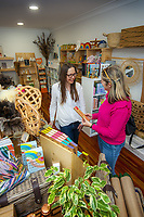 Urban Naturals shop in Masterton, New Zealand on Thursday, 30 July 2020. Photo: Dave Lintott / lintottphoto.co.nz