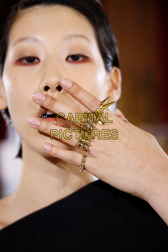 Antonio Grimaldi -  Paris<br /> Paris Fashion week Haute Couture 2019<br /> Salon Imperial, Paris, France in July 2019.<br /> CAP/GOL<br /> ©GOL/Capital Pictures