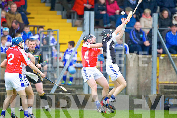 Saint Brendans in Action against  Ballina in the Munster Intermediate Club Semi-Final at Nenagh on Sunday.