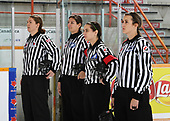 2019 NWU18C - Officials