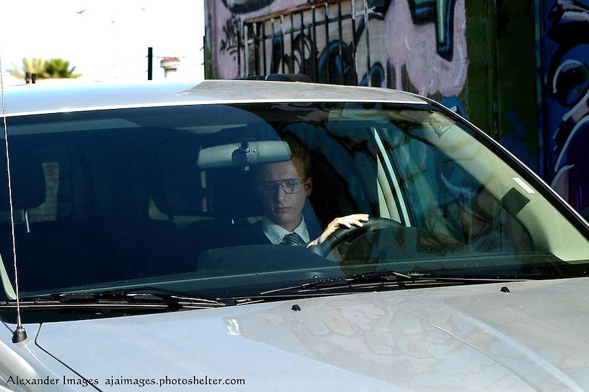 AJ Alexander - Mat Vansen as Samuel on the set of Mind Over Matter on Friday May 13, 2011..Photo by AJ Alexander