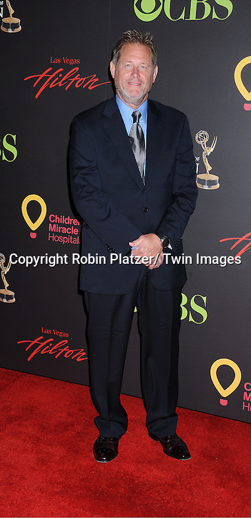 Brian Kerwin arriving at the 38th Annual Daytime Emmy Awards  on June 19, 2011 at The Las Vegas Hilton in Las Vegas Nevada. ..