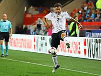 Jonas Hector (Deutschland Germany) - 01.09.2017: Tschechische Republik vs. Deutschland, Eden Arena