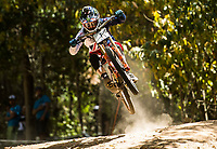Picture by Alex Broadway/SWpix.com - 08/09/17 - Cycling - UCI 2017 Mountain Bike World Championships - Downhill - Cairns, Australia - Danny Hart of Great Britain in action during a practice session.