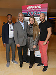 Lincoln Dresser, Stewart F. Lane, Bonnie Comley and Gio Messale from BroadwayHD debuted their slate of digital captures with Broadway & Beyond Theatricals at The APAP Conference  on January 912, 2020 at The Hilton Hotel Midtown in New York City.