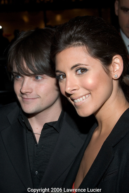 Robert Iler and Jamie Lynn Sigler