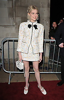 Lucy Boynton at the Charles Finch & Chanel Pre-BAFTAs Dinner, No. 5 Hertford Street (Loulou's), Hertford Street, London, England, UK, on Saturday 09th February 2019.<br /> CAP/CAN<br /> ©CAN/Capital Pictures