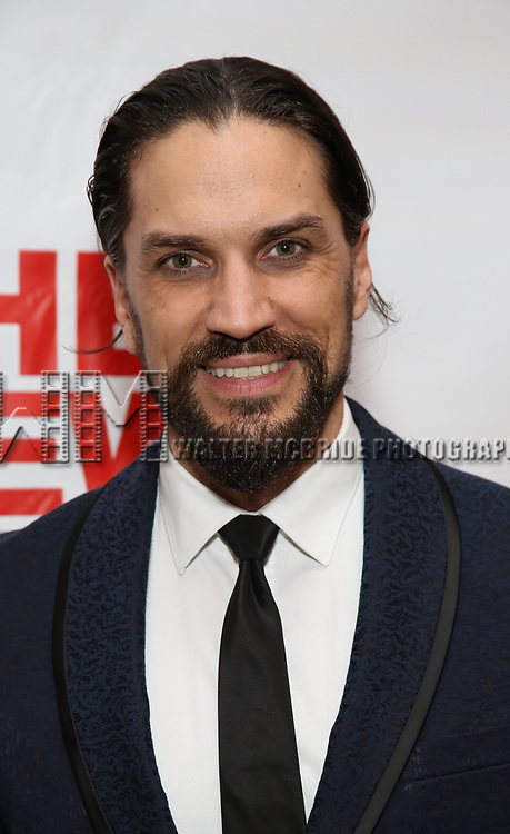 "Will Swenson attends the Off-Broadway Opening Night Premiere of  ""Jerry Springer-The Opera"" on February 22, 2018 at the Roundabout Rehearsal Studios in New York City."