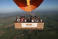 20131128 November 28 Hot Air Balloon Gold Coast