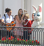 Colbie Caillat sings the National Anthem during the 2011 White House Easter Egg Roll in Washington D.C. April 25, 2011. .Copyright EML/Rockinexposures.com.
