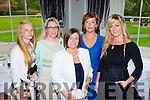 Síofra Foley, Ciara Irwin-Foley, Mrs Irwin, Eileen Kennedy, and Clodagh Irwin- Owens at the Killarney Rotary fashion show in the Malton on Saturday