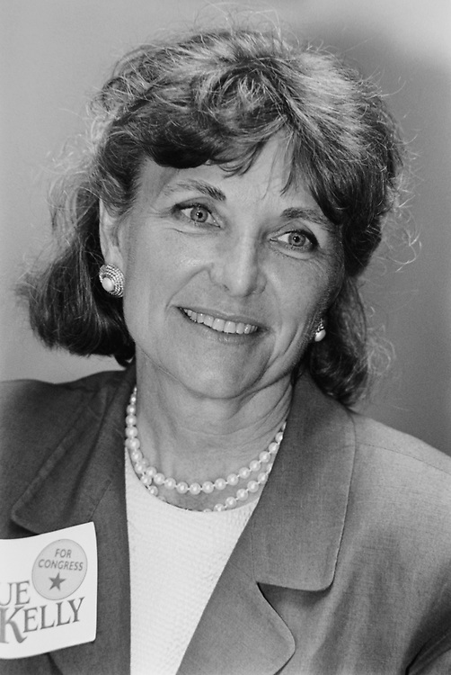 Rep. Sue W. Kelly, R-N.Y. 1994 (Photo by Maureen Keating/CQ Roll Call via Getty Images)