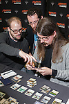 Pro players.<br /> <br /> <br /> Magic The Gathering Grand Prix, Washington DC. <br /> <br /> Danny Ghitis for Bloomberg Businessweek