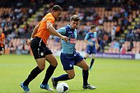Cheye Alexander of Barnet and Dominic Gape of Wycombe Wanderers during Barnet vs Wycombe Wanderers, Friendly Match Football at the Hive Stadium on 13th July 2019