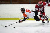 Orchard Lake St. Mary's vs Birmingham Brother Rice at Oak Park Ice Arena, Varsity Hockey, 11/30/11